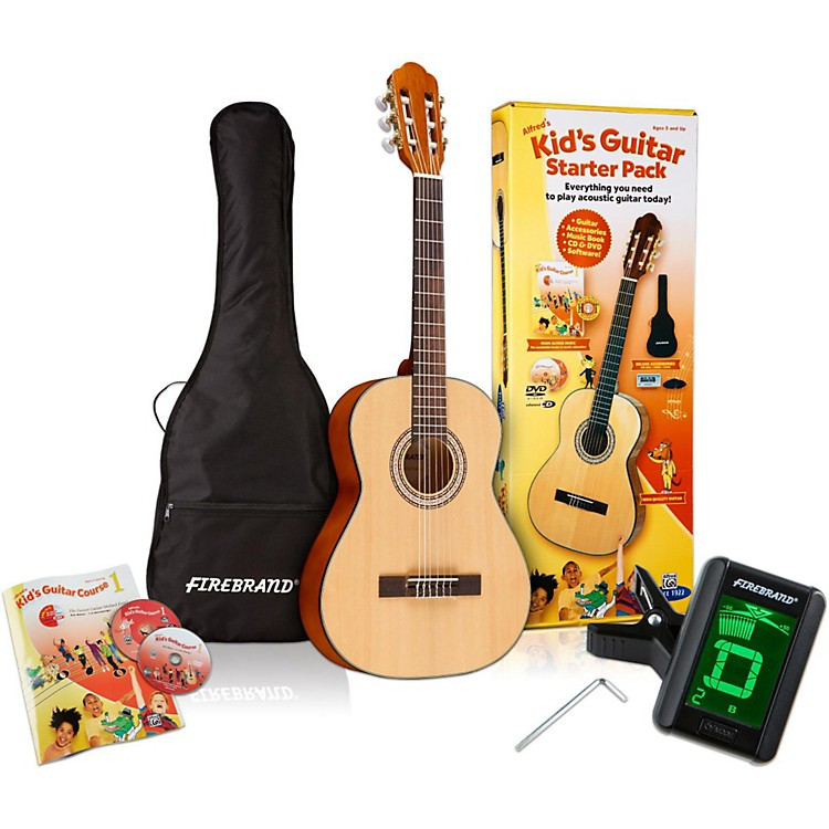 AlfredKid's Guitar Course Complete StarterPack