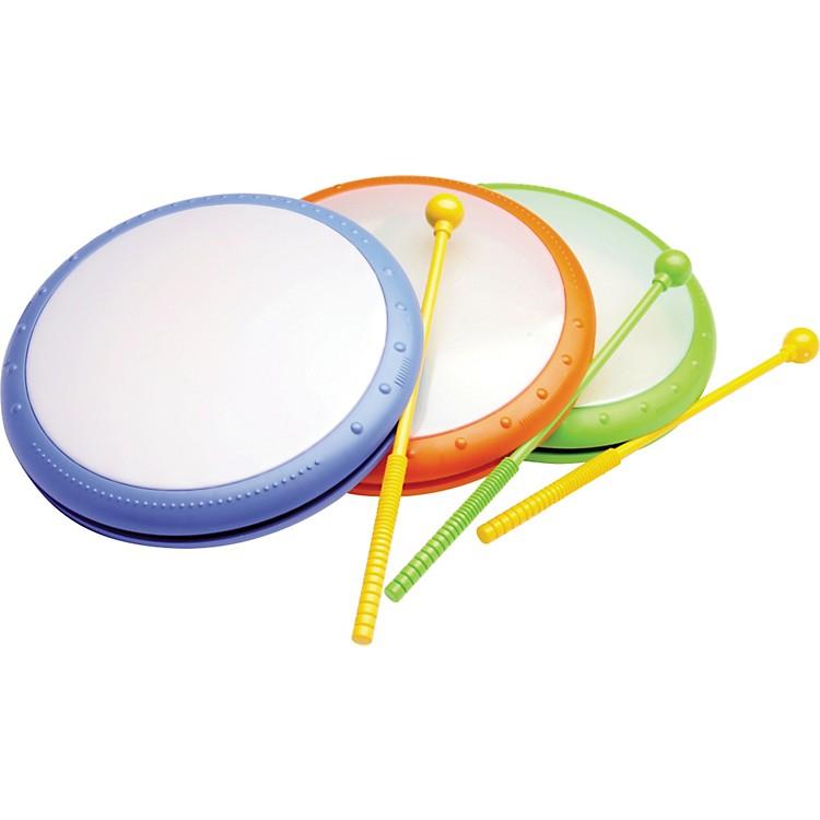 HohnerKids Hand Drum with MalletAssorted Colors