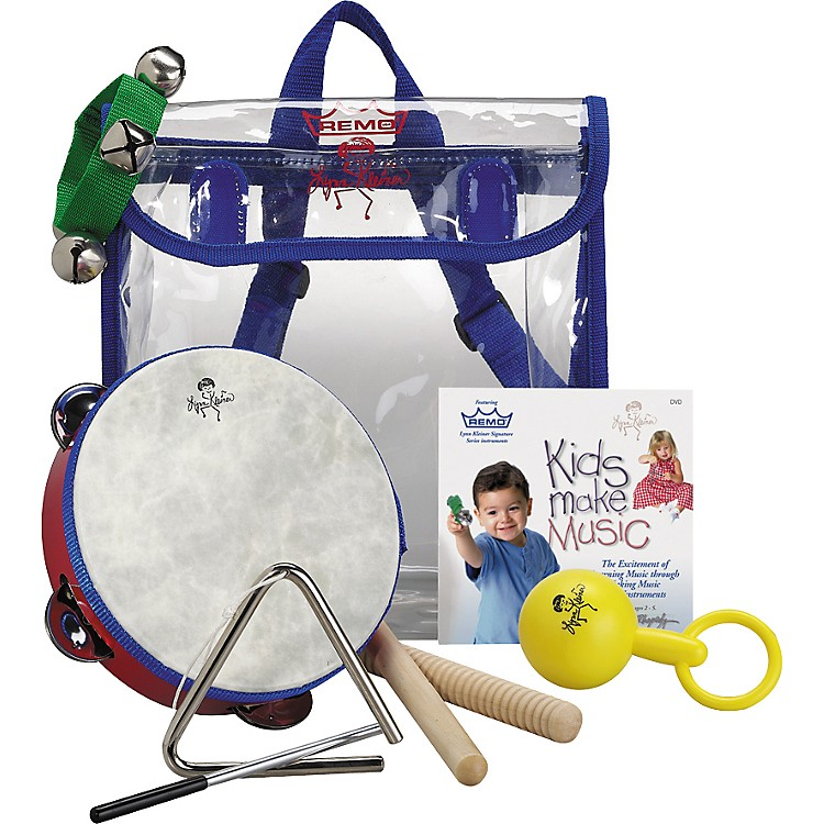 Remo Kids Make Music Kit with DVD