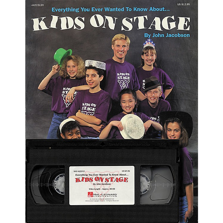 Hal Leonard Kids On Stage Kids On Stage Book And Cd