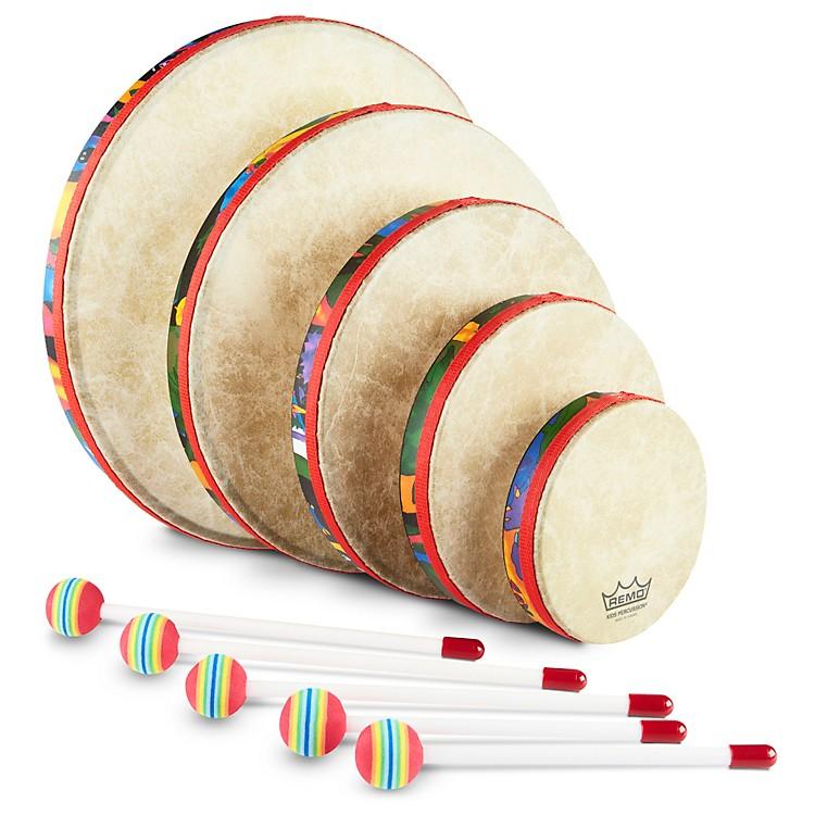 RemoKid's Percussion Rain forest Hand Drum Set