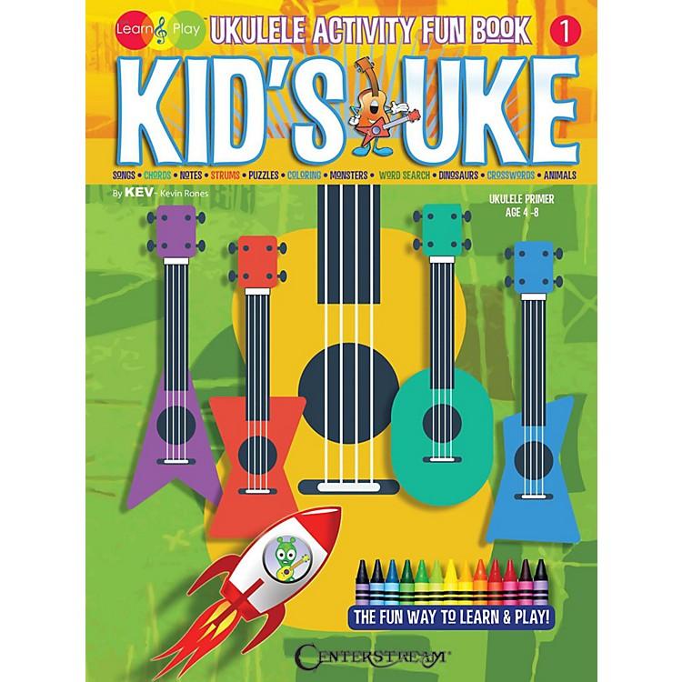 Centerstream PublishingKid's Uke - Ukulele Activity Fun Book