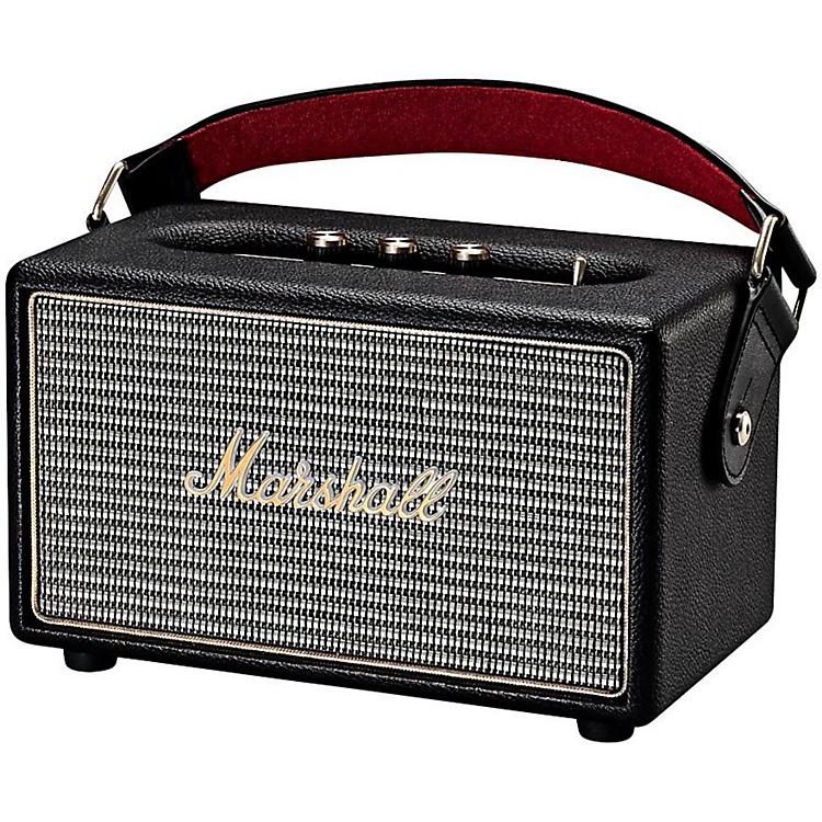MarshallKilburn Portable Bluetooth SpeakerBlack