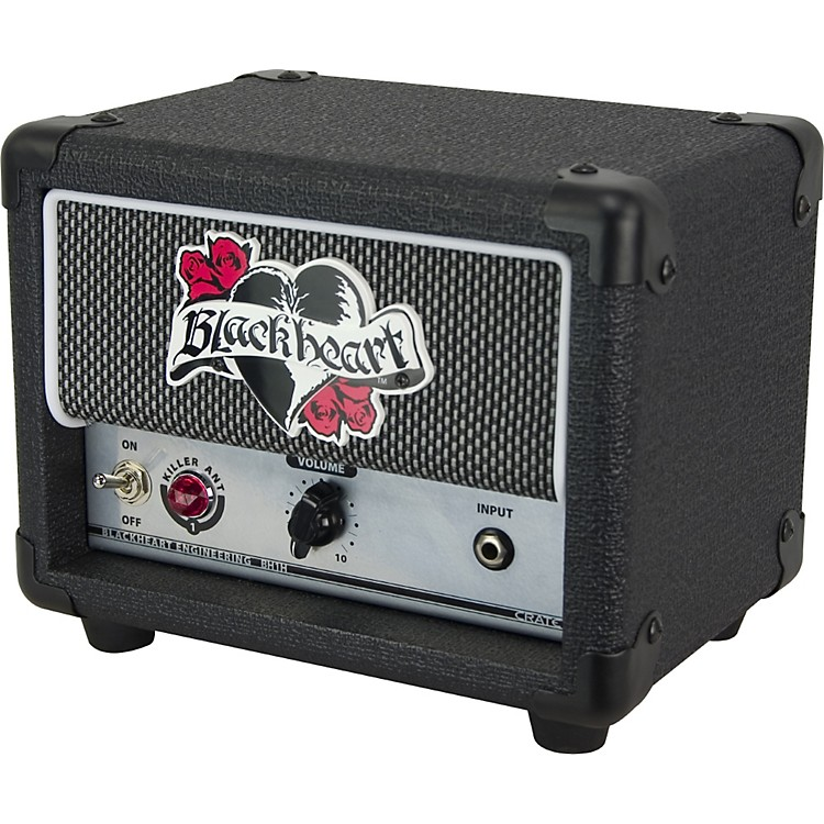 Blackheart Killer Ant BH1H 1W Tube Guitar Amp Head Black