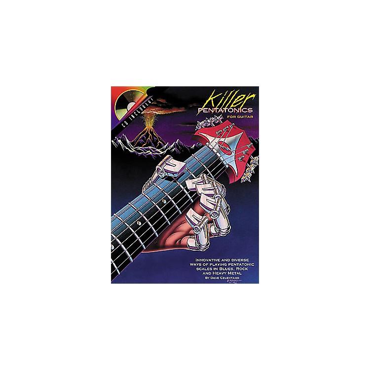 Centerstream PublishingKiller Pentatonics for Guitar (Book/CD)