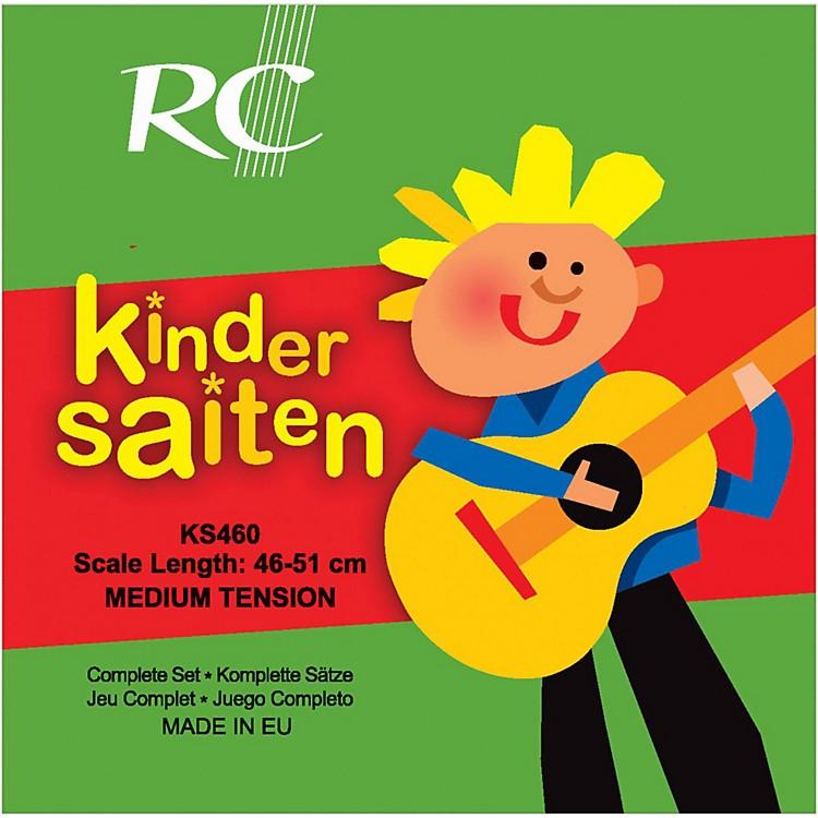 RC StringsKindersaiten KS460 Nylon Guitar Strings (46-51)
