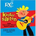RC Strings Kindersaiten KS580 Nylon Guitar Strings (58-62)