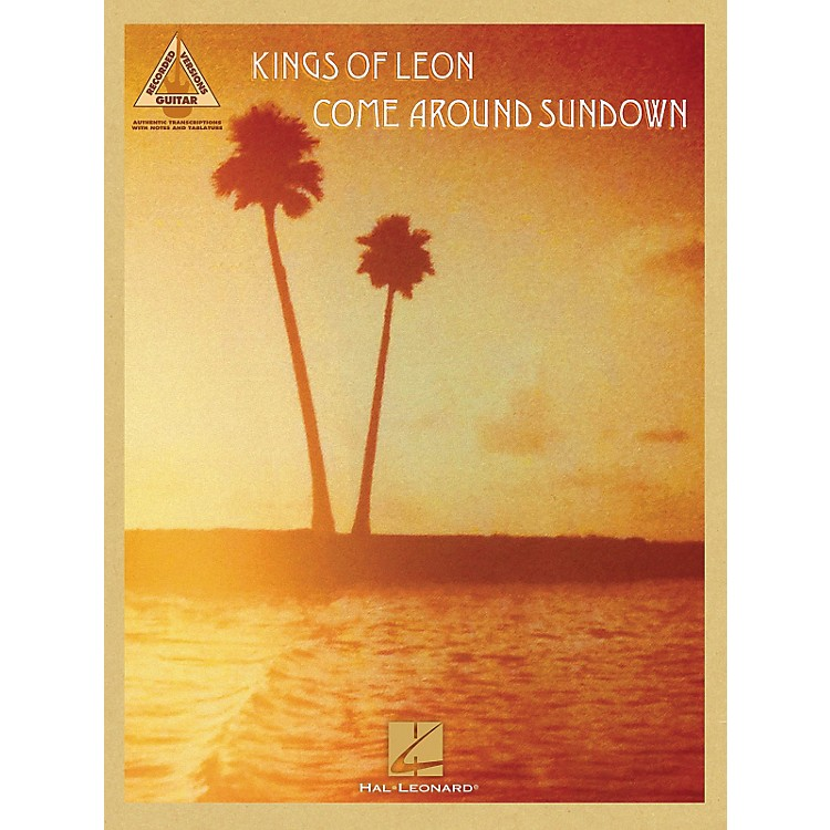Hal Leonard Kings Of Leon - Come Around Sundown Guitar Tab Songbook