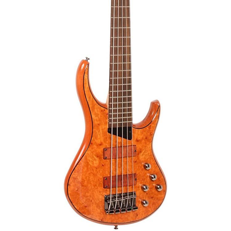 MTDKingston KZ 5-String BassGloss NaturalRosewood