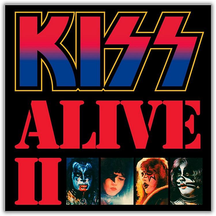 Universal Music GroupKiss - Alive II Vinyl LP