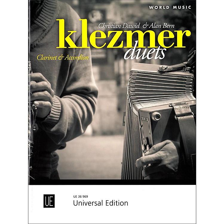 Carl FischerKlezmer Duets for Clarinet and Accordion
