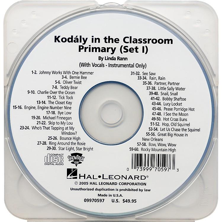 Hal LeonardKodaly in the ClassroomPrimary