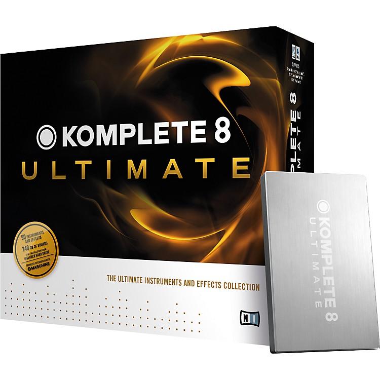 Native InstrumentsKomplete 8 Ultimate Upgrade