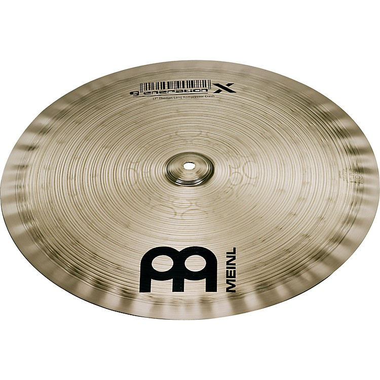 Meinl Kompressor Crash Cymbal  17 in.