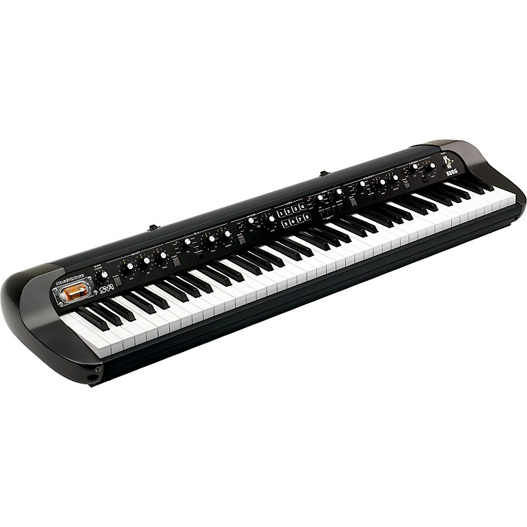 Korg Korg SV173BK 73-key Stage Vintage Piano Black