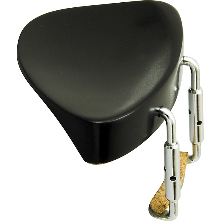 The String Centre Kreisler Low Violin Chinrest Ebony 4/4 Size