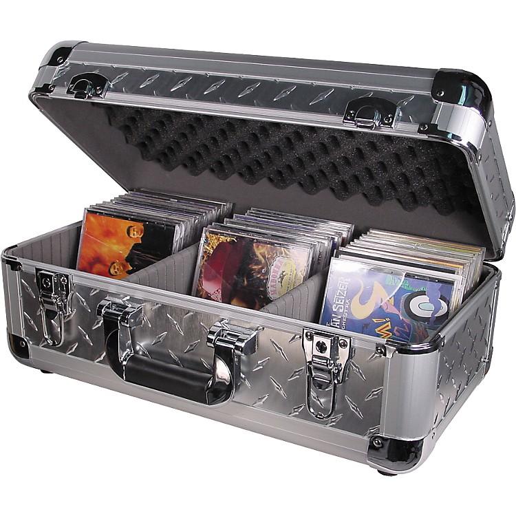 OdysseyKrom 200/65 CD CaseMatte Silver
