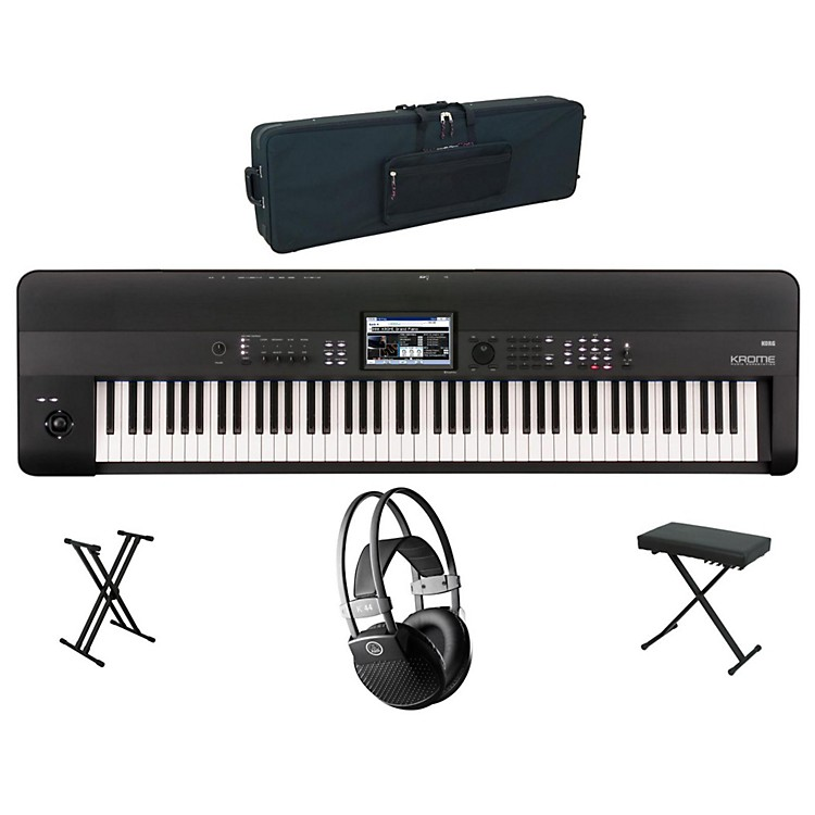 Korg Krome 88-Key Workstation Package 1