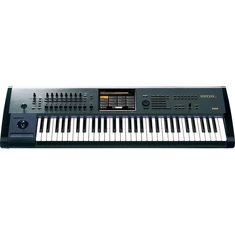 KorgKronos X 61-Key Music Workstation