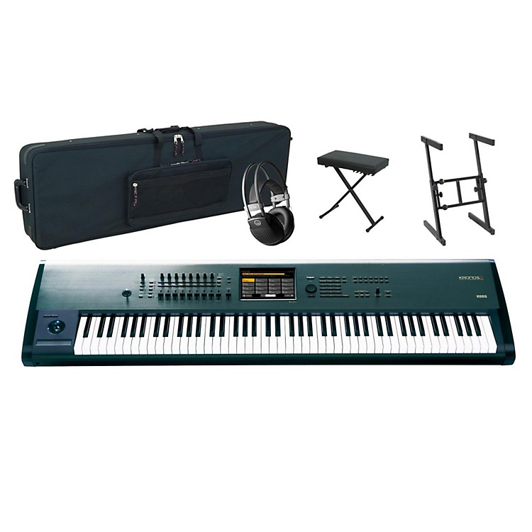 Korg Kronos X 88-Key Workstation Package 1