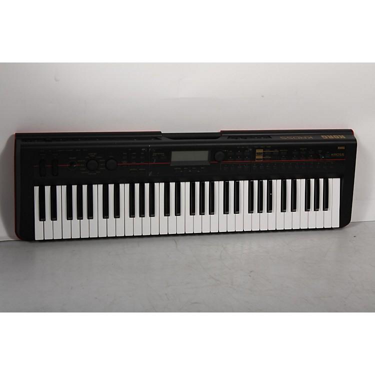 KorgKROSS 61 Keyboard WorkstationRegular888365907994