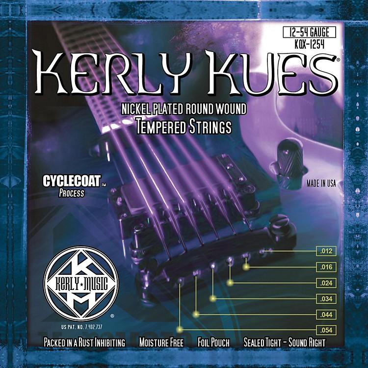 Kerly MusicKues Nickel Wound Electric Guitar Strings Jazz Light