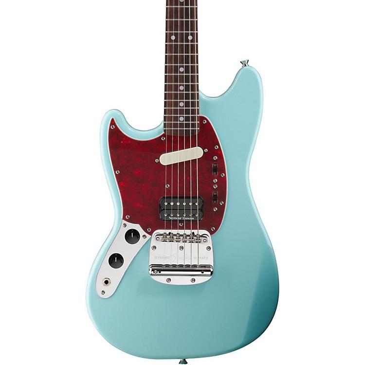 FenderKurt Cobain Signature Mustang Left-Handed Electric GuitarSonic BlueRosewood Fingerboard