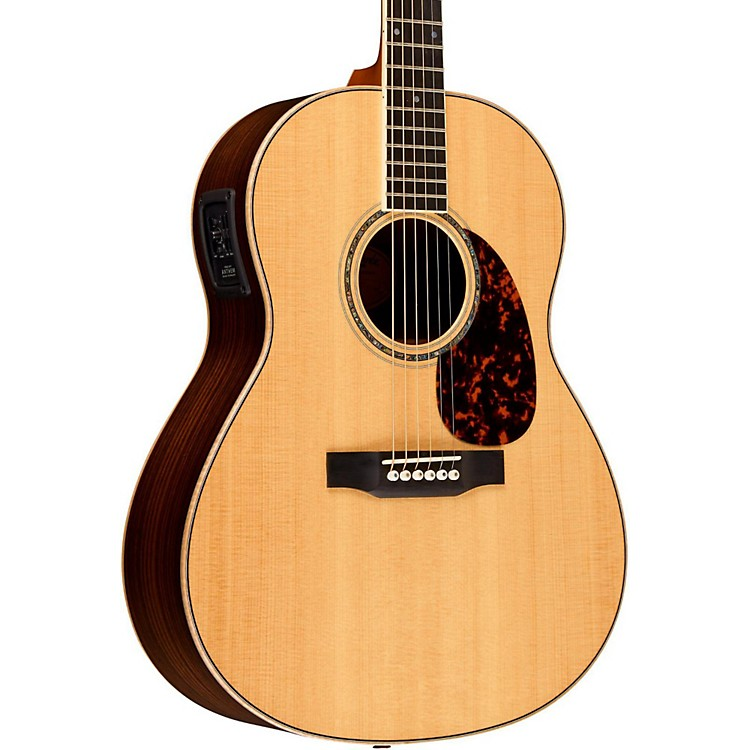 Larrivee L-09E Rosewood Select Series Acoustic-Electric Guitar Natural Rosewood