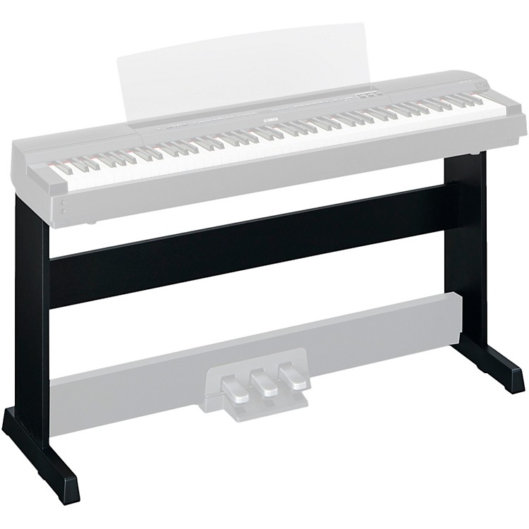 YamahaL-255 Keyboard Stand for P255Black