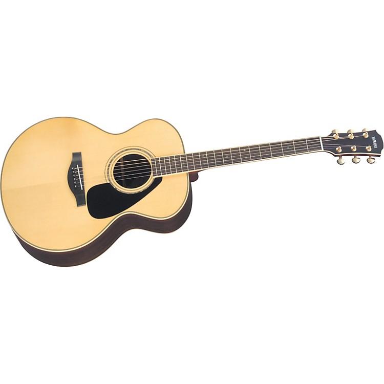 YamahaL Series LJ16 Jumbo Acoustic Guitar with Case