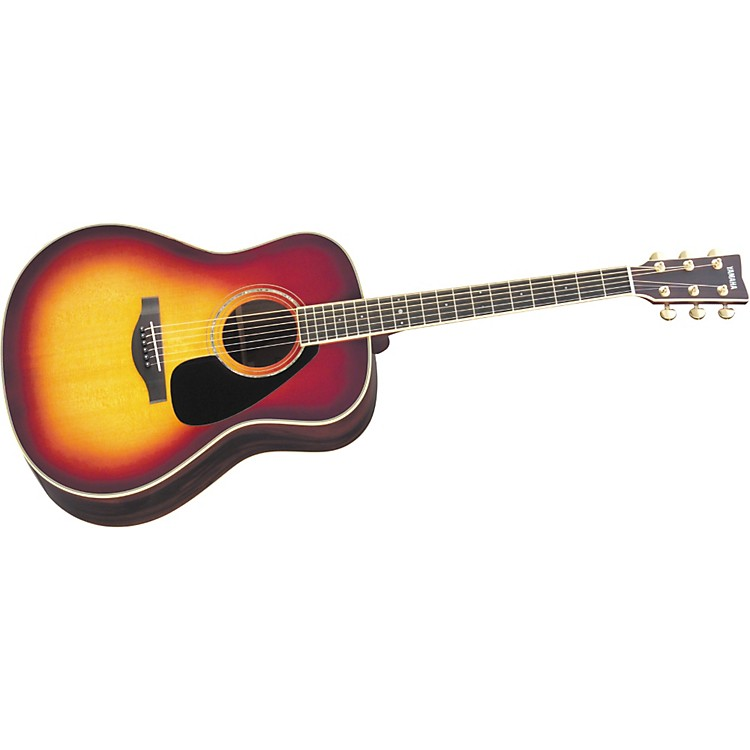 Yamaha L Series LL6 Dreadnought Acoustic Guitar Sunburst