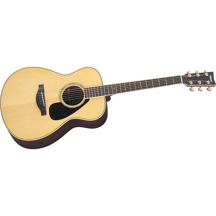 YamahaL Series LS6 Concert Acoustic GuitarNatural