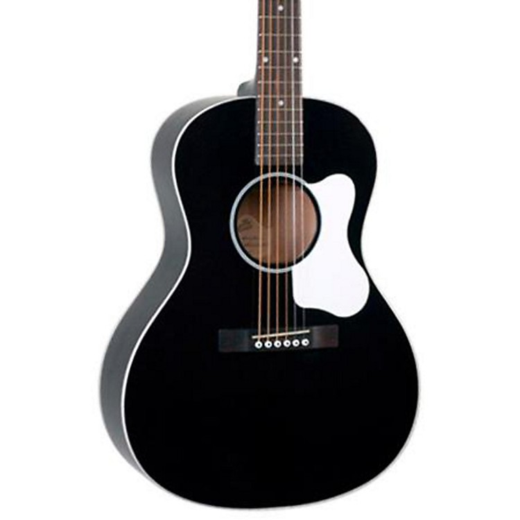 The Loar L0-16 Acoustic Guitar Black