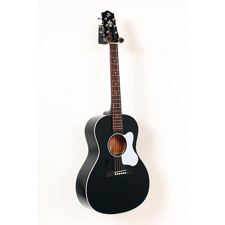 The Loar L0-16 Acoustic Guitar Black 888365224534