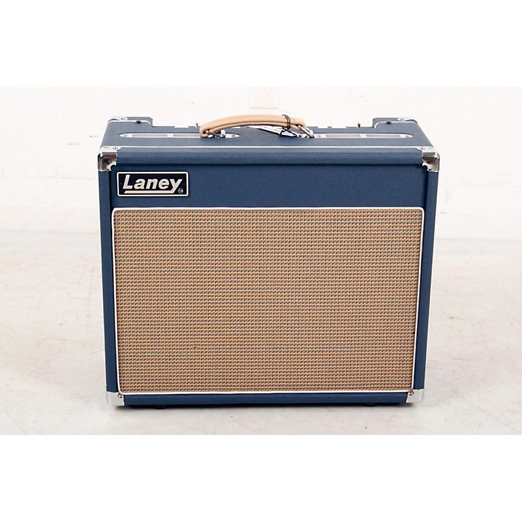 Laney L20T-112 20W 1x12 Tube Guitar Combo Amp Blue 888365808116