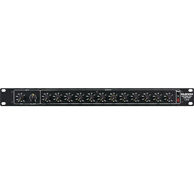 DrawmerLA12 Line Distribution Amplifier