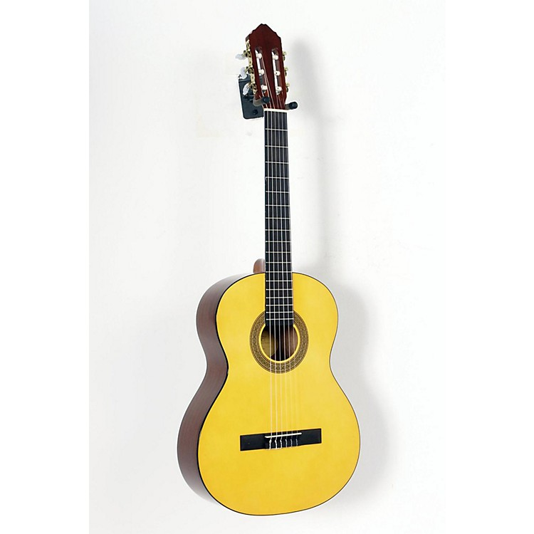 Lucero LC100 Classical Guitar Natural 888365026329