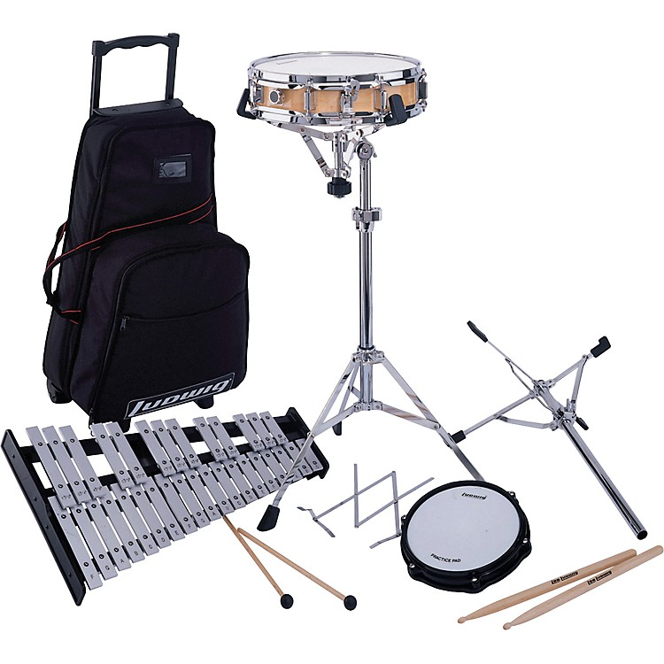 LudwigLE2482R Percussion Learning Center Combo Kit