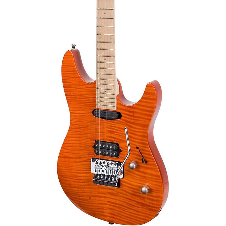 LagunaLE924 Electric GuitarAwesome Orange Transparent