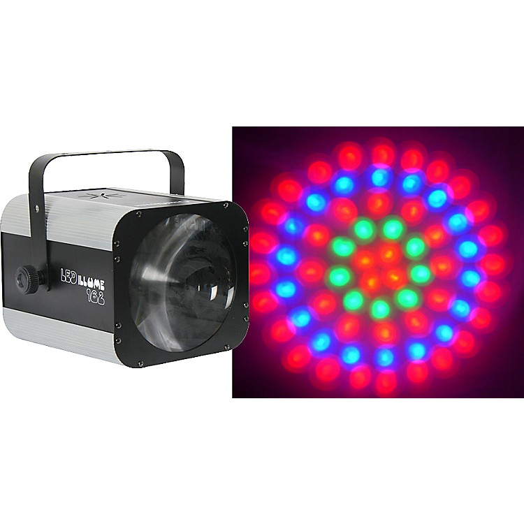 OmniSistem LED Illume 162 DMX Effect Light