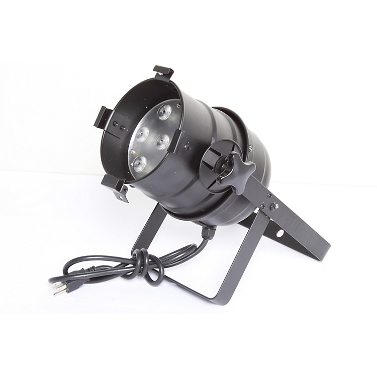 Chauvet LED PAR 38 TRI - LED PAR Can Black 886830268816