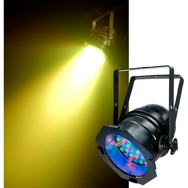 Chauvet LED PAR 64-36 - LED PAR Can Black
