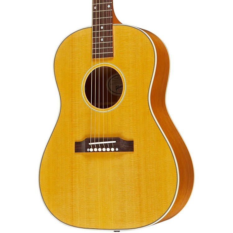 Gibson LG-2 American Eagle Acoustic Electric Guitar Natural