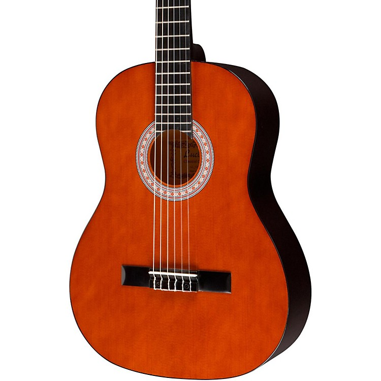 Johnson LG-520 Acoustic Guitar Spruce, White Wood