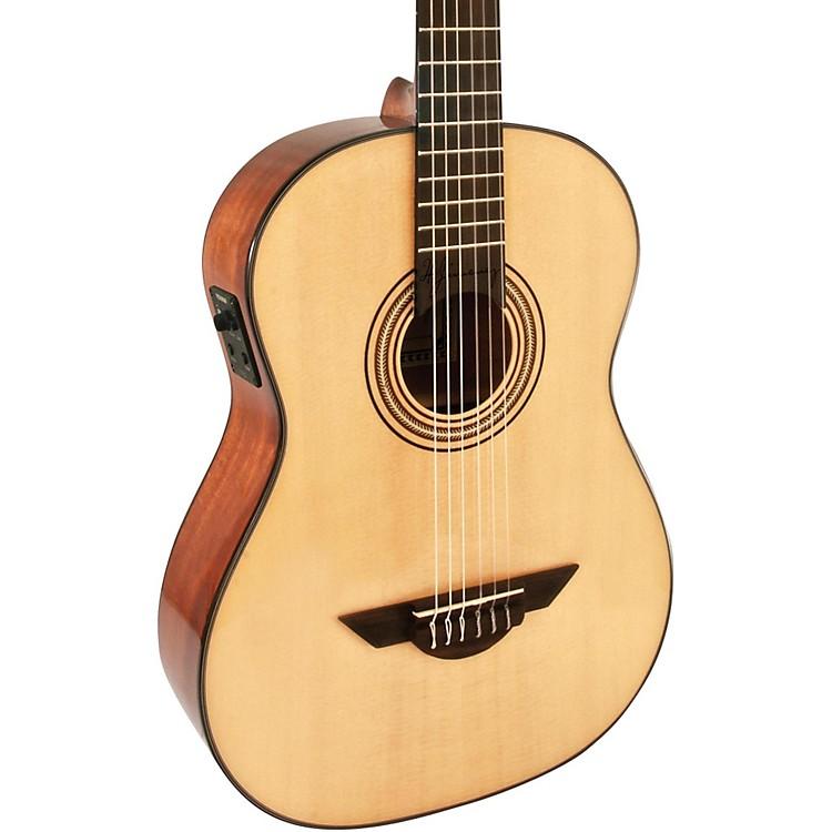 H. JimenezLG3E El Maestro (The Maestro) Classical Acoustic-Electric GuitarNatural