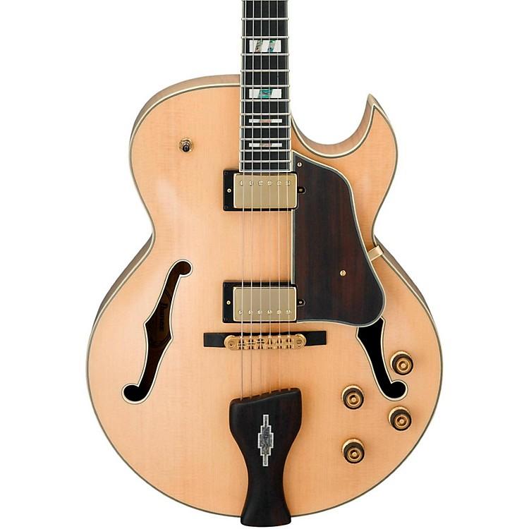IbanezLGB30 George Benson Signature Hollowbody Electric GuitarNatural