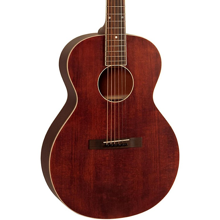 The LoarLH 204 BROWNSTONE SMALL BODY ACOUSTIC GUITAR