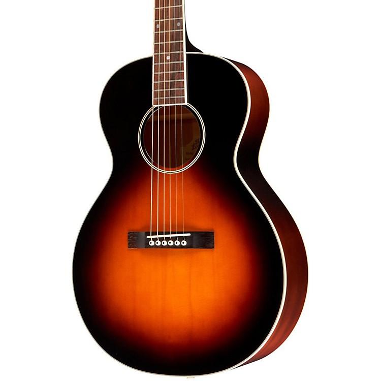 The LoarLH-250 Small Body Acoustic GuitarSunburst