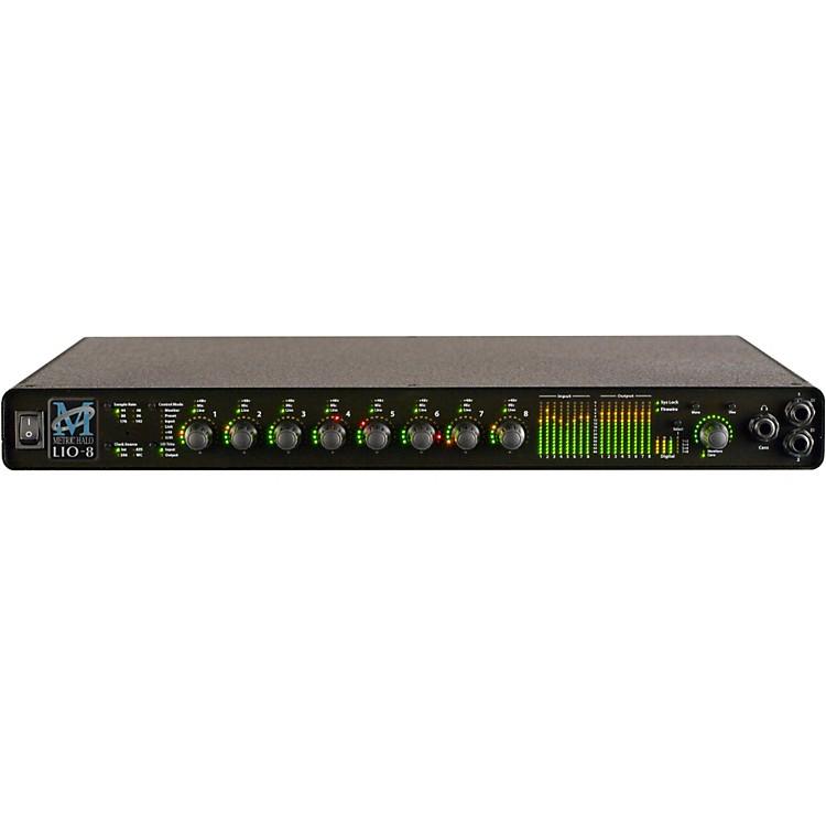 METRIC HALOLIO-8 Line-level Digital Audio Processor w/4 Preamp +DSP