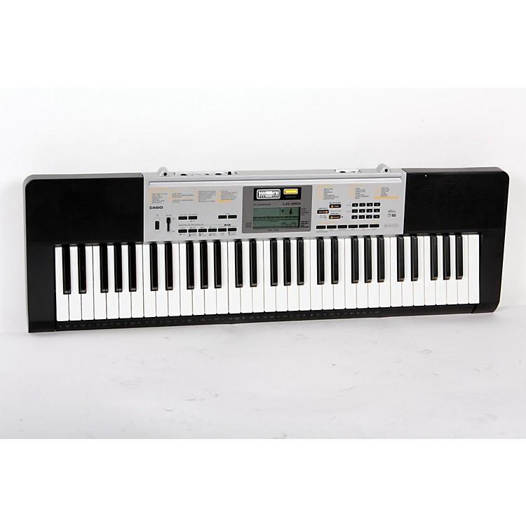 CasioLK-260 61 Lighted Keys Portable KeyboardRegular888365836249